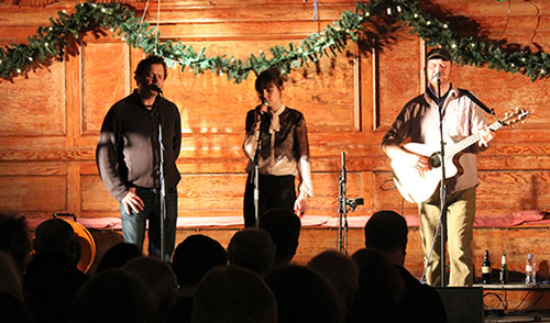 Live Review: Folk Legends at Cecil Sharp House